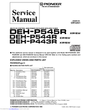 956221_dehp545r_product pioneer deh p545r manuals pioneer deh p5900ib wiring diagram at fashall.co