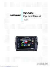 lowrance hds 5 gen 2 manual