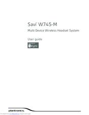 Troubleshooting, headset | plantronics savi w740-m user manual.