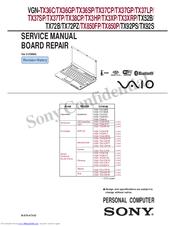 sony vaio vgn tx850fp manuals rh manualslib com service manual sony vaio sve sony laptop service manual