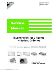 Daikin Ftx35j2v1b Manuals