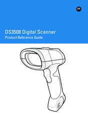 Motorola DS3508 Product Reference Manual