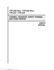 Printer setup tsc ttp-247 | certek software.