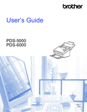 Brother PDS-5000 User Manual