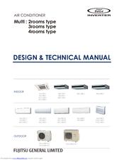 fujitsu air conditioner remote instructions