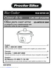 microwave rice maker instructions