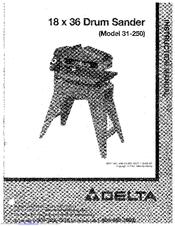 Download Free Delta 31-255X Manual