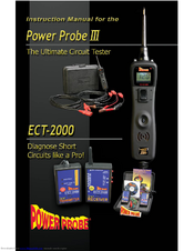 POWER PROBE III INSTRUCTION MANUAL Pdf Download