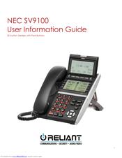Nec 9100 инструкция
