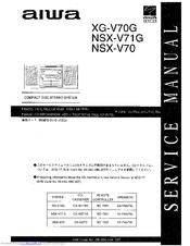 aiwa nsx v70 manuals rh manualslib com aiwa nsx-v70 user manual 2000 Volvo V70
