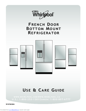 Whirlpool Wrf757sdem Manuals