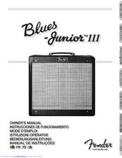 fender blues jr controls