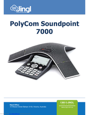 polycom soundpoint ip 670 manuals rh manualslib com Polycom Speed Dial polycom soundpoint 670 manual