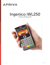 Ingenico iwl220 gprs manuals.