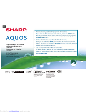 Sharp Aquos LC−65G5H