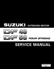 Suzuki Df 50 Manuals Manualslib