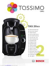 Bosch TASSIMO VIVY Manuals