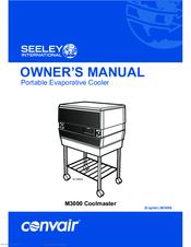 Convair M3000 Coolmaster Manuals