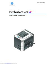 konica minolta bizhub c3100p manuals rh manualslib com konica minolta bizhub c300 manual bizhub c300 service manual pdf