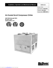 Mcquay agz 065a manuals manuals and user guides for mcquay agz 065a we have 2 mcquay agz 065a manuals available for free pdf download installation operation and maintenance cheapraybanclubmaster Choice Image