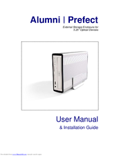 Yamaha Alumni User Manual & Installation Manual