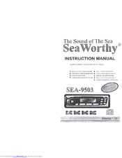 Seaworthy SEA9503 Manuals