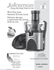 juiceman jm480s manuals rh manualslib com Juiceman Jr Replacement Parts