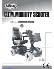 CTM HS 588 5 Series Instruction Booklet