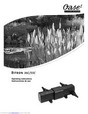 Oase bitron 18c/24c spares gardensite. Co. Uk.