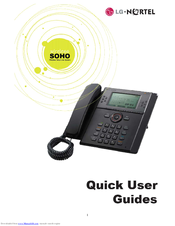 lg nortel lws bs manuals rh manualslib com LG Cell Phone Manuals LG Television Manual
