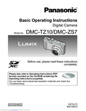 panasonic lumix dmc tz10 manuals rh manualslib com dmc-tz10 manual pdf lumix tz10 manual pdf
