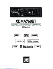 965629_xdma760bt_product dual dc535bi manuals  at mifinder.co