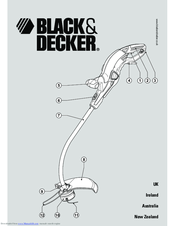 Black & decker trimmers trimmer cst1100 user's manual download free.