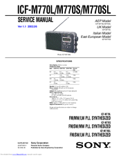 sony icf m770sl manuals electronic ballast wiring diagram