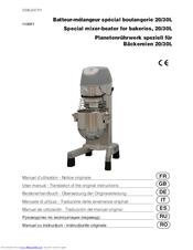 electrolux dito xbb30 manuals rh manualslib com TR22 Electrolux Parts Electrolux Professional