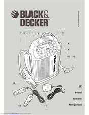 Black & Decker BDV012I User Manual