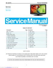 polaroid tlm 22601b manuals rh manualslib com polaroid sx-70 service manual polaroid sx-70 service manual pdf