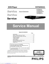 philips dvp3850k 98 manuals rh manualslib com philips dvd player manual pet 1030 Philips DVD Player Manual