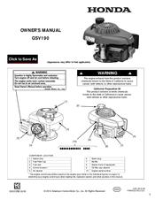 honda gsv190 manuals honda gx22 shop manual honda gx22 trimmer manual
