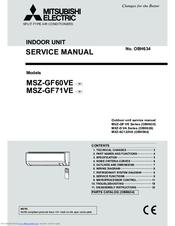 Msz-ga25va-a2: dc inverter high wall // mitsubishi electric.