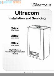 Glow-worm ultracom 30cxi manuals.