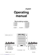 julabo fc1600t manuals rh manualslib com julabo f12 eh manual julabo f12-ec manual