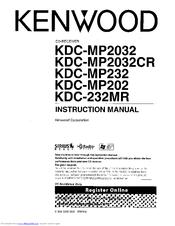 Kenwood Kdc Mp232 Manuals Manualslib
