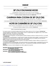 ikea luftig manuals rh manualslib com luftig bf325 installation manual pdf