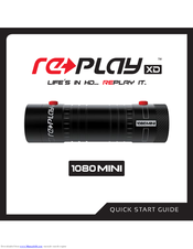 replay xd 1080 mini manuals rh manualslib com replay xd 1080 manual replay xd 1080 user manual