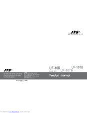 JTS UF-10TH Product Manual