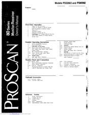 proscan ps60682 manuals rh manualslib com