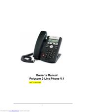 polycom soundstation 2 manual pdf