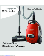 electrolux ultraone manuals