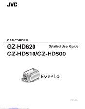 jvc everio gz hd620 manuals rh manualslib com JVC Model GZ -MG630AU JVC Model GZ -MG630AU
